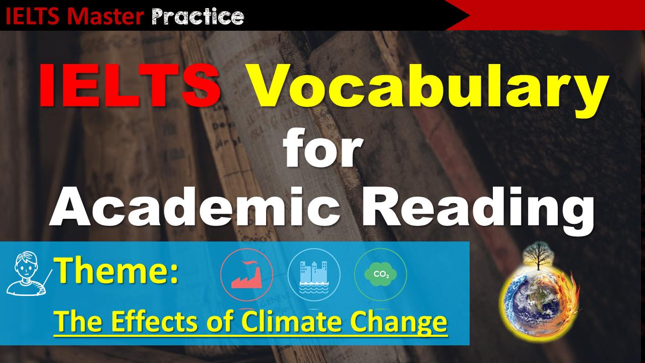 Academic writing ielts vocabulary book
